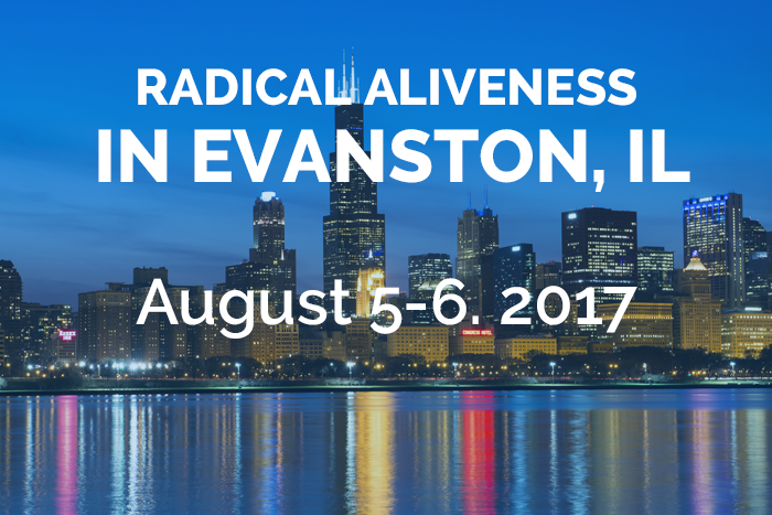 Radical Aliveness Weekend Workshop with Jonathan Godfrey (Evanston, IL) @ Noyes Cultural Arts Center | Evanston | Illinois | United States