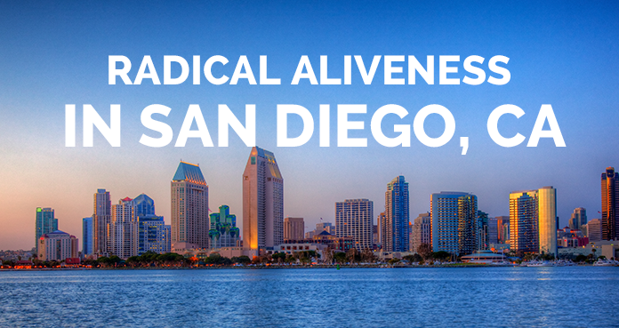 Radical Aliveness Weekend Workshop with David Sutcliffe (San Diego, CA) @ San Diego | California | United States