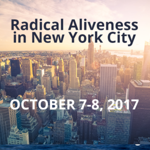 Vulnerability: A Radical Aliveness Workshop @ New York | New York | United States