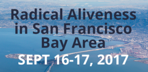 A San Francisco Bay Area Workshop: Introduction to Radical Aliveness @ Sausalito | California | United States